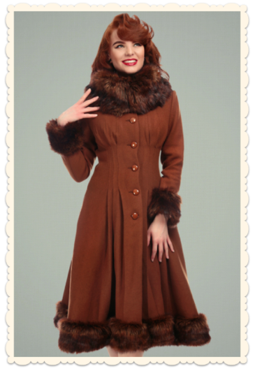 Manteau vintage