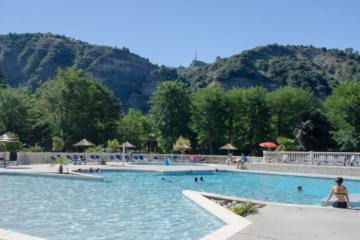 Camping Ardèche parc aquatique