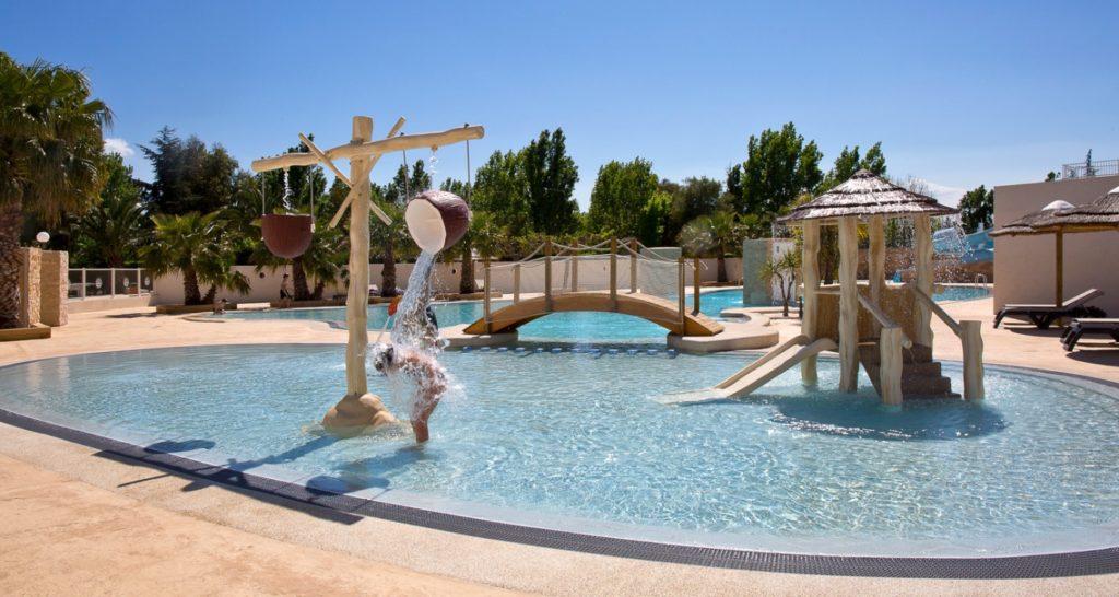 Le Florida, camping et parc aquatique Argelès